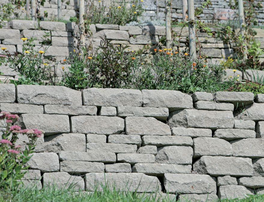 Santuro Mauerkultur Funktionen Befestigen